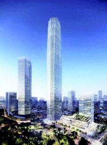 """第一高""""山""""绿地428米超高层效果图9日,市规划局公布济南中央商务区(cbd)五座地标建筑中""""山""""、""""河""""、""""泉""""三座塔楼的建筑设计方案,其中象征""""山""""的主塔楼高达428米,成为济南城市天际线的最高点。"""