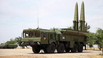 俄罗斯伊斯坎德尔导弹
