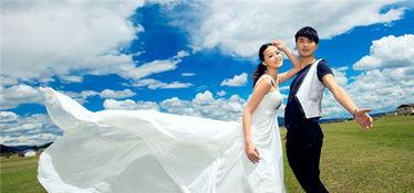 香格里拉婚纱照多少钱 香格里拉拍婚纱照地点推荐