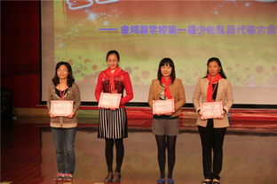 星星闪耀,放飞梦想 金鸡湖学校隆重举行第一届少先队代表大会