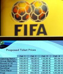 世界杯今晚的赛事的赛费