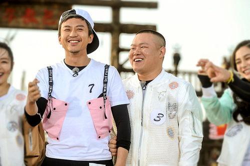 奔跑吧兄弟第四季谁是最强者跑男4最后一期最强者邓超