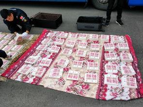 面额400万广元民警常态查缉发现无人认领行李箱,牵出假币案
