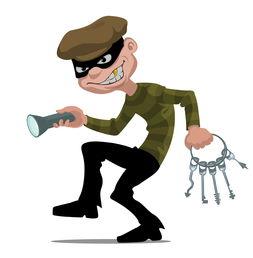 拿着钥匙的坏人矢量图片 图片ID 615741 生活人物 矢量素材 聚图网 JUIMG.COM