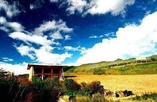 香格里拉美景 徒步香格里拉 探秘野性天堂 旅行