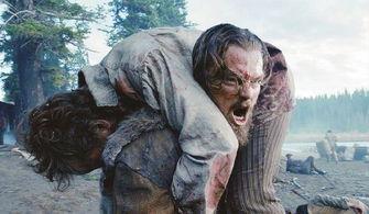 荒野猎人 一个讲述求生和复仇的影片,坚持活下去