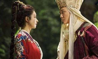 赵丽颖冯绍峰的爱情故事终于写下童话结尾