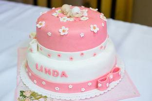 蛋糕图片 粉色双层生日蛋糕素材 高清图片 摄影照片 寻图免费打包下载