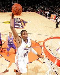 体育频道 NBA季后赛对阵出炉 杜兰特荣膺得分王