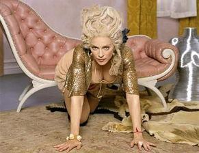露奶鼻祖:麦当娜-请暴露狂明星穿上衣服