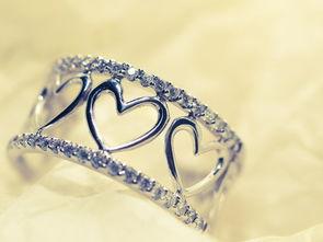很漂亮的戒指 唯美图片大全