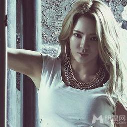 少女时代最新宣传写真 金泰妍林允儿冷面出镜