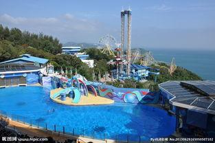 香港海洋公园一瞥图片