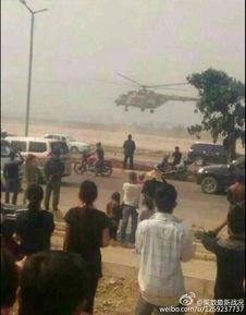 缅甸军机炸弹炸死中国人后解放军直升机战车现身云南边境
