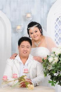 胖新娘拍婚纱照攻略