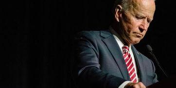 拜登:不排除起诉特朗普政府
