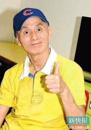 香港打星刘家辉患病采访只摇头点头 提妻儿赶记者