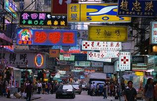吃遍香港旺角美食攻略
