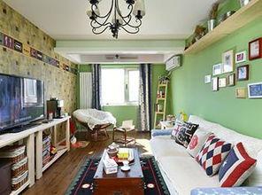 房子装修设计40平跃层小户型