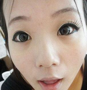 眼部不用眼影怎么化妆