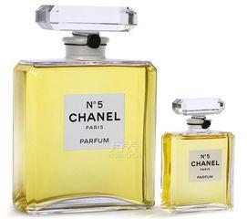 香奈儿经典香水,永远不变的经典香水品味