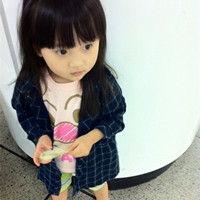 超萌超可爱的小女孩头像