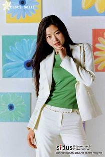 韩国女星全智贤写真 5