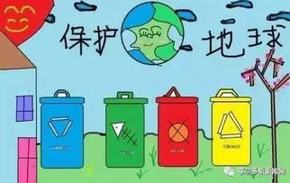 关于上海垃圾分类的小知识