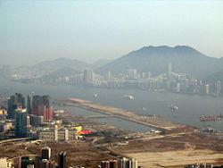如何从深圳湾去香港机场