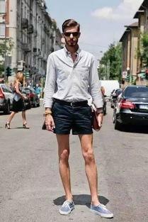 夏季男士衬衫的选择技巧