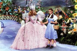 绿野仙踪多萝西的连衣裙