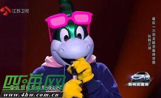 蒙面唱将猜猜猜最后一只恐龙哈哈一笑很倾城蓝瘦海盗很香菇都是谁