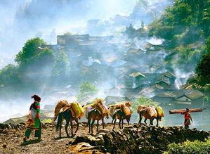 誉为 云南的最后一片发呆净土 的小城,一定要在被旅行团发现之前去