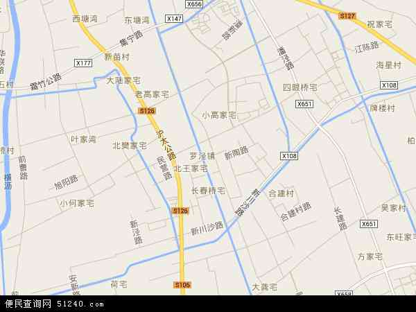 上海罗泾镇房价