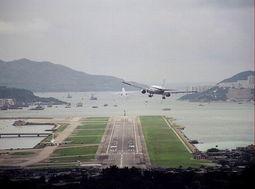 香港启德机场 香港九龙香港启德机场