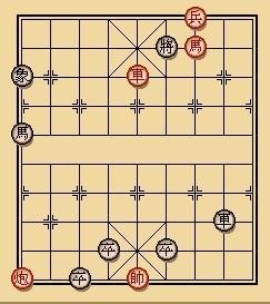 象棋怎么走(象棋将怎么走)