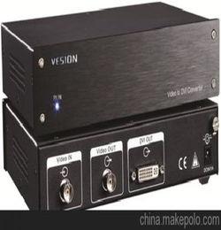 CVBS TO DVI 视频转换器