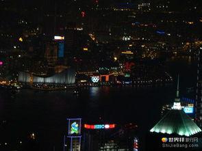 让人陶醉的香港夜景