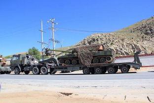 我国新型轻型坦克