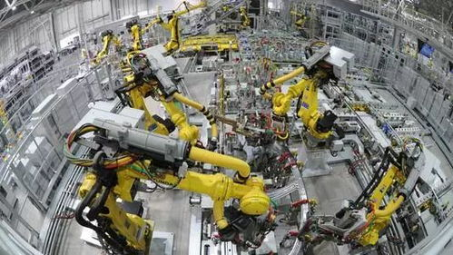 美媒中国掀机器人革命美国不追赶会成输家