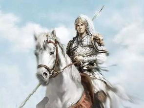 赵云总穿白衣银甲,就不怕被乱刀砍死么