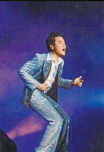 哥哥 张国荣7周年祭被评为最美香港男艺人