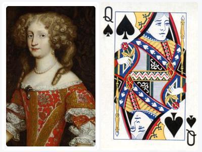 扑克牌占卜中Q表示什么(扑克中的Q代表什么)