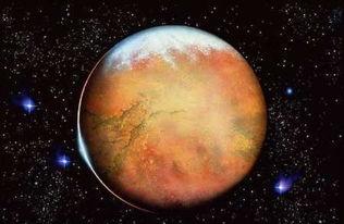 2008年5月,nasa的凤凰号火星探测器在火星北极着陆成功,开始帮助人类探测这块火星极地.