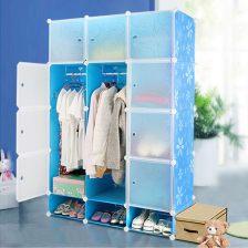 儿童衣柜安装步骤