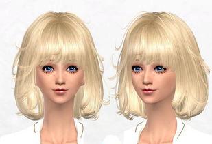 模拟人生4公主发型MOD 模拟人生4萝莉萌系公主发型MOD 绿色版