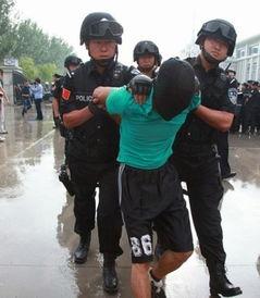 宁夏银川531持枪抢劫杀人案犯罪嫌疑人被押解回宁