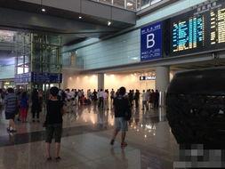 北京首都机场T3国际到达处发生爆炸