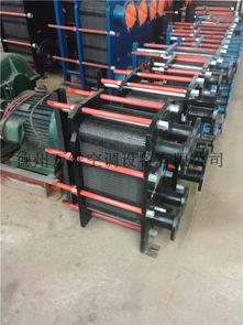 北京可拆式板式换热器 304材质板式换热器 宾馆 型