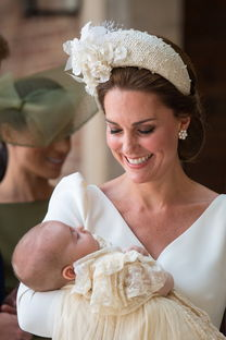 近日,英国威廉王子与凯特王妃的小儿子louis路易小王子举行了洗礼仪式。